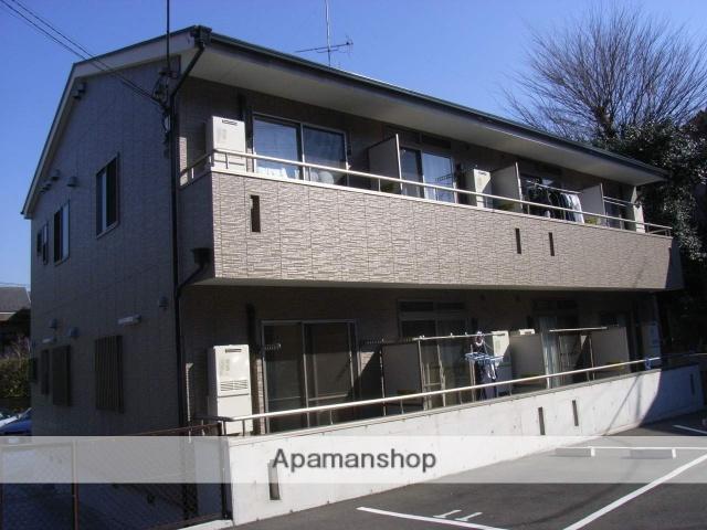 神奈川県横浜市鶴見区、鶴見駅徒歩11分の築11年 2階建の賃貸アパート