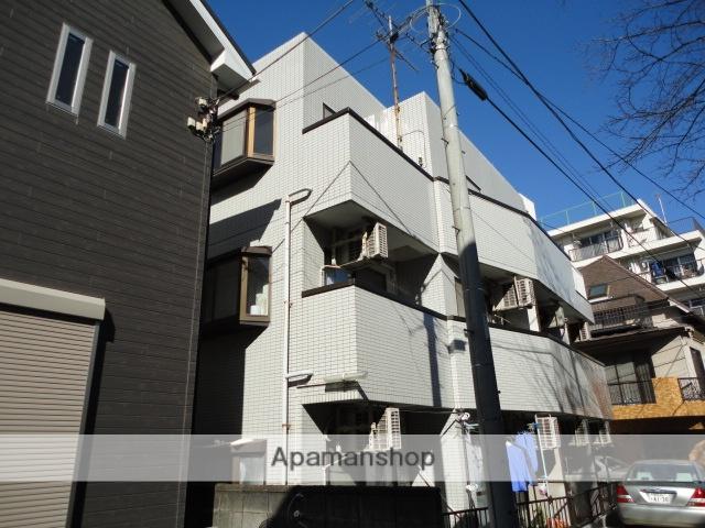 神奈川県横浜市神奈川区、大口駅徒歩13分の築26年 3階建の賃貸マンション