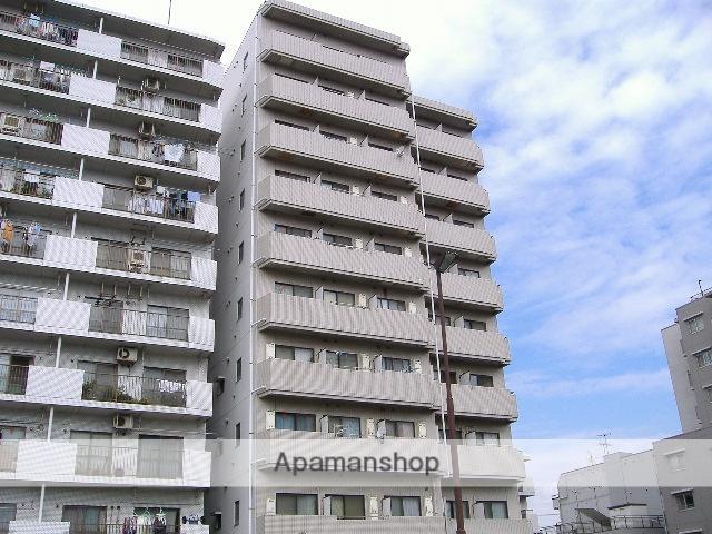 神奈川県川崎市川崎区、八丁畷駅徒歩4分の築26年 10階建の賃貸マンション