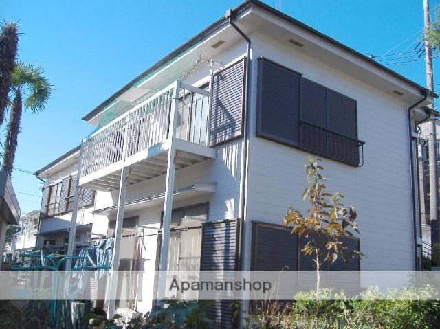 神奈川県横浜市神奈川区、大口駅徒歩15分の築30年 2階建の賃貸アパート