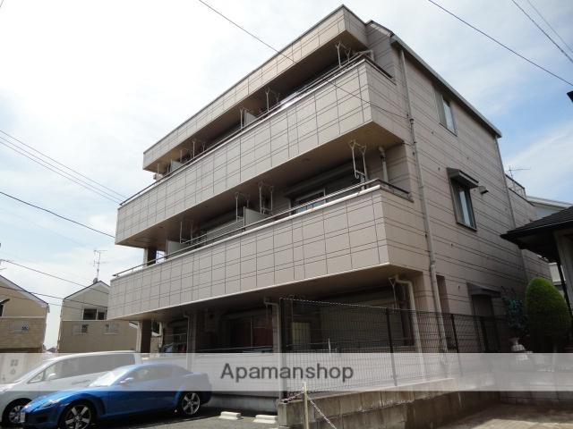 神奈川県横浜市鶴見区、鶴見駅徒歩18分の築24年 3階建の賃貸マンション