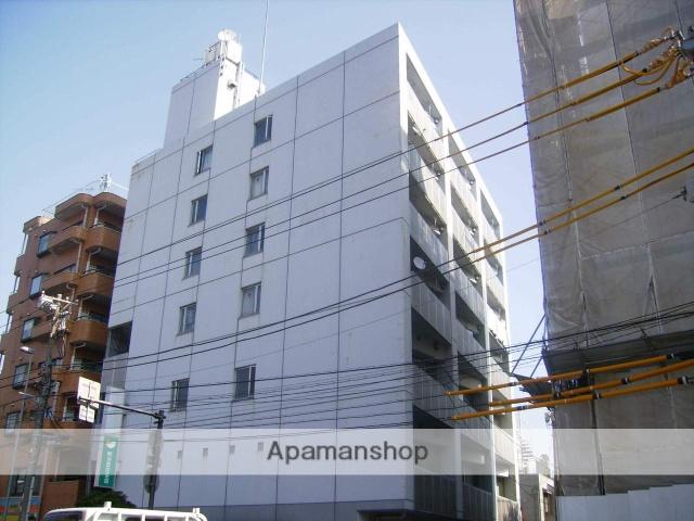 神奈川県横浜市鶴見区、鶴見駅徒歩10分の築25年 7階建の賃貸マンション