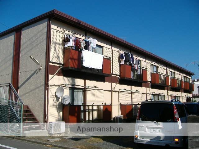 神奈川県川崎市幸区、矢向駅徒歩29分の築31年 2階建の賃貸アパート