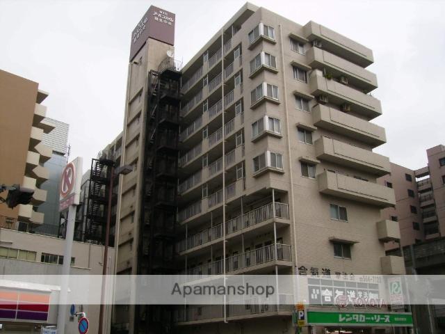 神奈川県横浜市鶴見区、鶴見駅徒歩6分の築30年 10階建の賃貸マンション