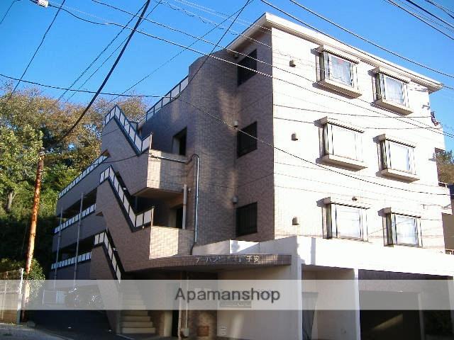 神奈川県横浜市神奈川区、大口駅徒歩16分の築22年 4階建の賃貸マンション