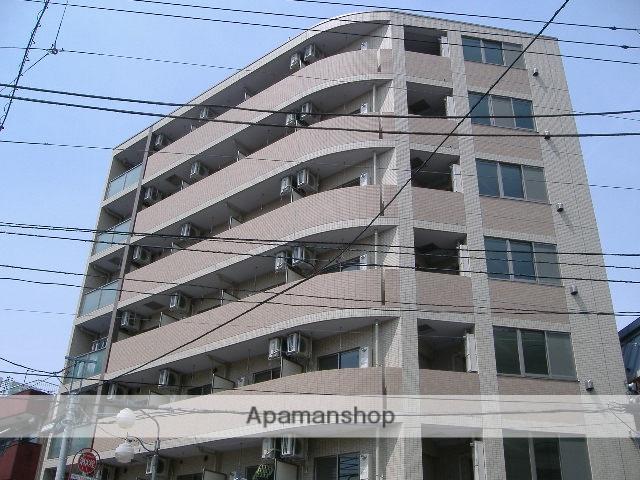 神奈川県横浜市鶴見区、川崎新町駅徒歩17分の築8年 7階建の賃貸マンション