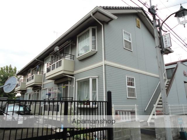 神奈川県川崎市川崎区、川崎新町駅徒歩15分の築22年 2階建の賃貸アパート