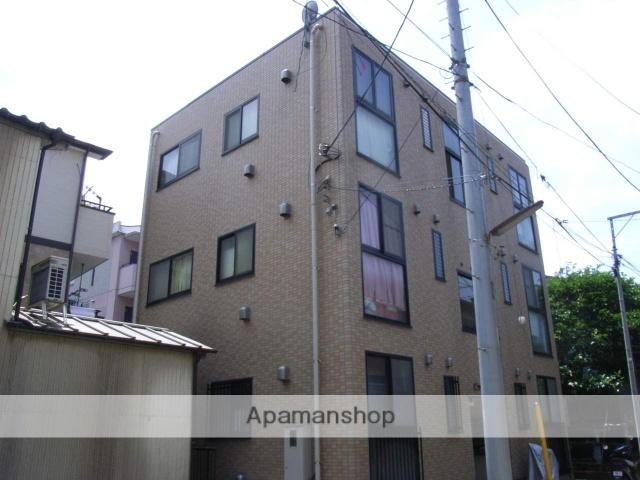 神奈川県横浜市鶴見区、国道駅徒歩6分の築13年 3階建の賃貸マンション