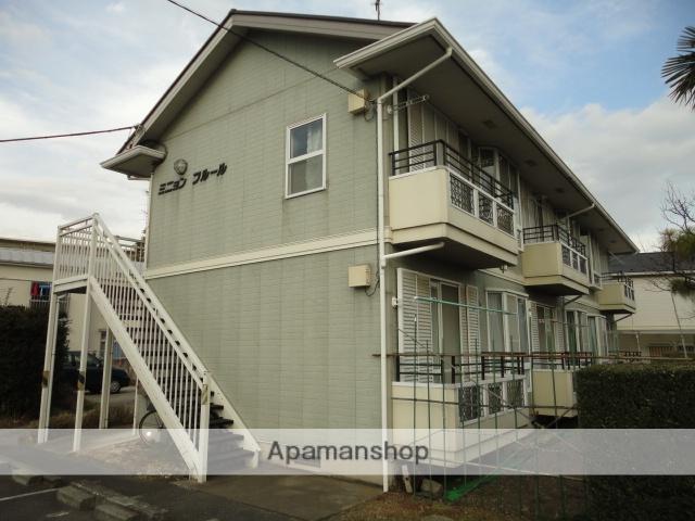 神奈川県横浜市鶴見区、鶴見駅バス15分峰坂下車後徒歩5分の築20年 2階建の賃貸アパート