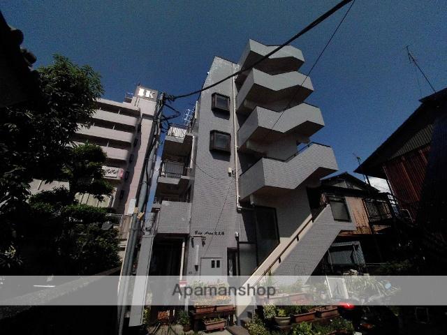 神奈川県横浜市鶴見区、鶴見駅徒歩23分の築21年 5階建の賃貸マンション