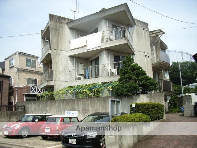 神奈川県横浜市神奈川区、大口駅徒歩14分の築21年 3階建の賃貸マンション