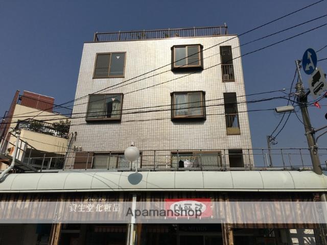 神奈川県横浜市鶴見区、鶴見小野駅徒歩15分の築28年 4階建の賃貸マンション