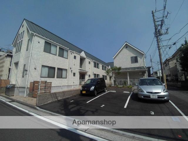 神奈川県横浜市鶴見区、川崎駅徒歩25分の築2年 2階建の賃貸アパート