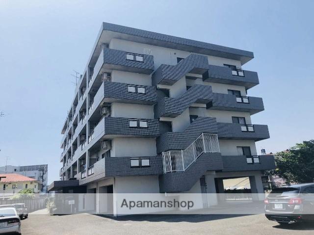 神奈川県横浜市神奈川区、大口駅徒歩10分の築27年 6階建の賃貸マンション