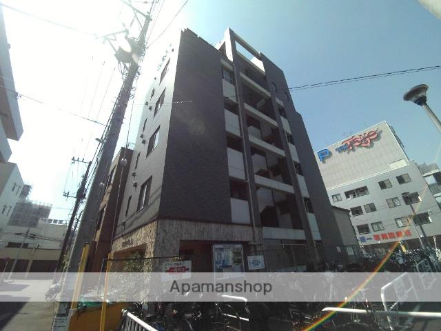 神奈川県横浜市鶴見区、国道駅徒歩15分の築10年 7階建の賃貸マンション