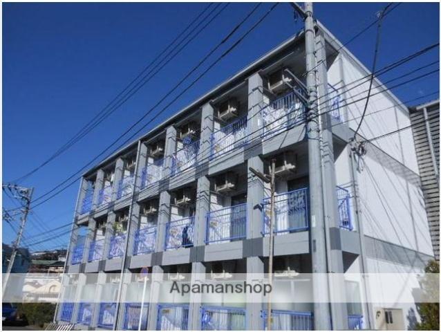 神奈川県横浜市鶴見区、鶴見駅徒歩20分の築9年 3階建の賃貸マンション