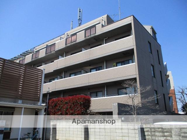神奈川県横浜市鶴見区、鶴見駅徒歩15分の築23年 5階建の賃貸マンション