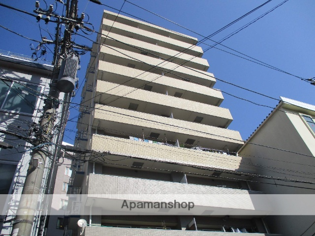 神奈川県横浜市鶴見区、鶴見駅徒歩5分の築10年 11階建の賃貸マンション