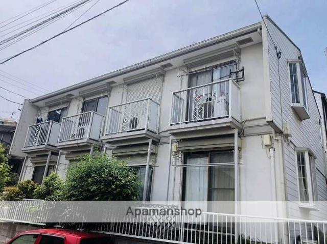神奈川県横浜市鶴見区、大口駅徒歩19分の築25年 2階建の賃貸アパート