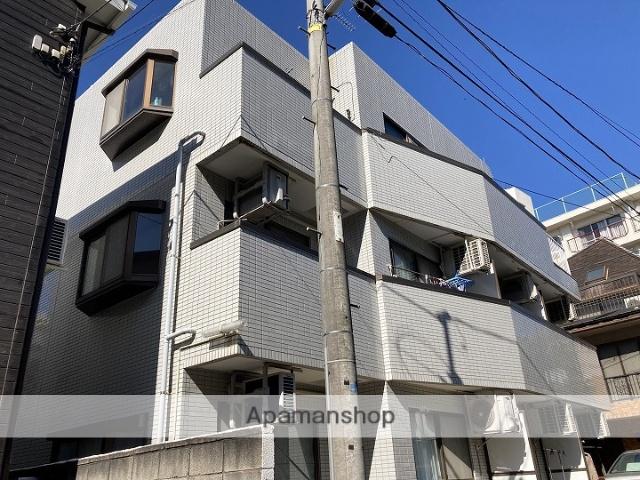 神奈川県横浜市神奈川区、大口駅徒歩13分の築25年 3階建の賃貸マンション