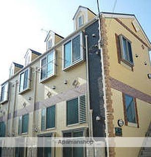 神奈川県横浜市鶴見区、尻手駅徒歩14分の築3年 2階建の賃貸アパート