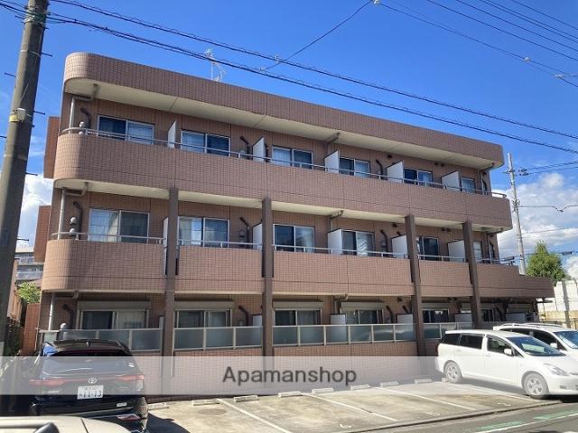 神奈川県横浜市鶴見区、弁天橋駅徒歩9分の築5年 3階建の賃貸マンション