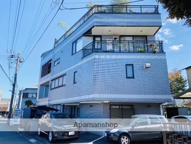 神奈川県横浜市鶴見区、鶴見駅徒歩15分の築16年 4階建の賃貸マンション