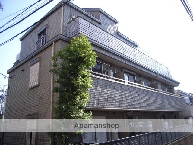神奈川県横浜市神奈川区、大口駅徒歩10分の築13年 3階建の賃貸マンション