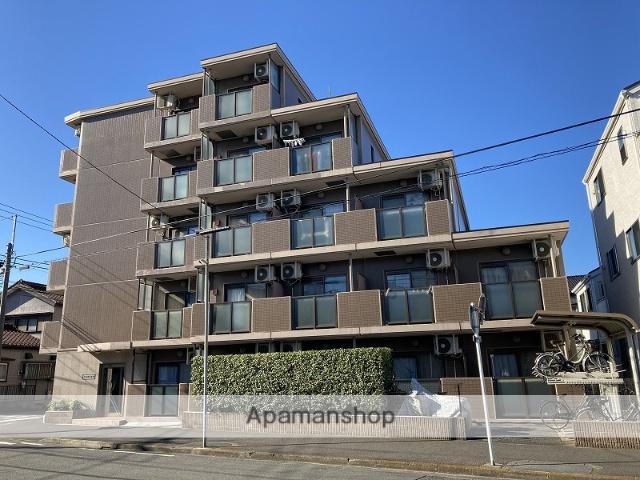 神奈川県横浜市鶴見区、鶴見駅徒歩25分の築16年 5階建の賃貸マンション
