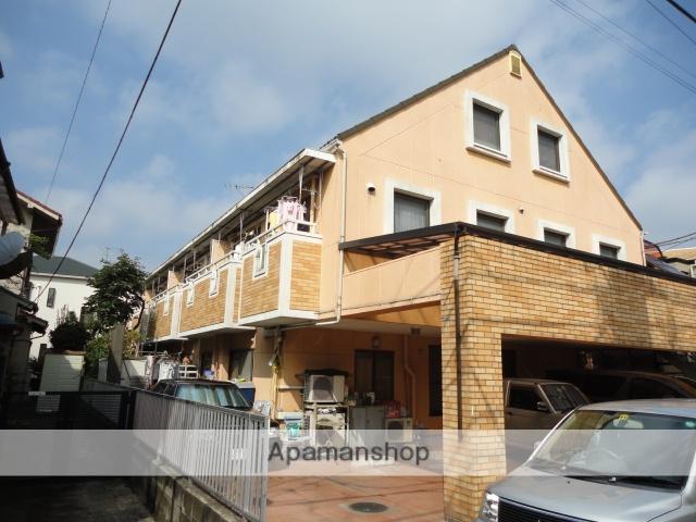 神奈川県横浜市鶴見区、鶴見駅徒歩15分の築27年 3階建の賃貸マンション