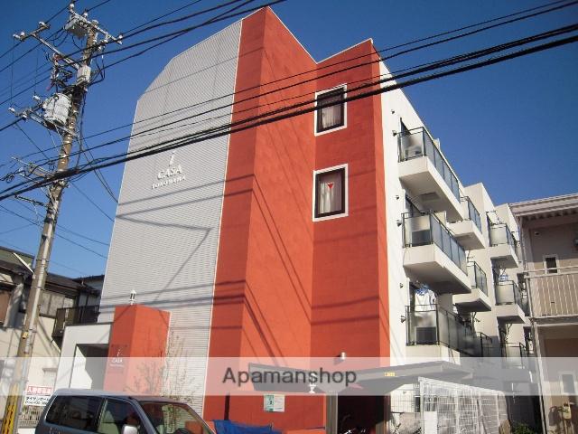 神奈川県横浜市鶴見区、鶴見駅徒歩18分の築7年 4階建の賃貸マンション