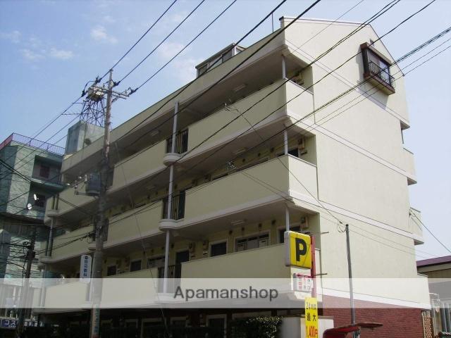 神奈川県横浜市神奈川区、大口駅徒歩14分の築29年 5階建の賃貸マンション