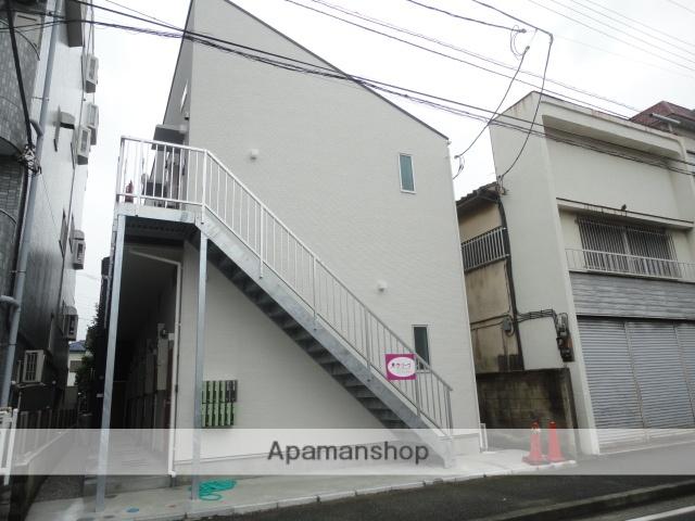神奈川県横浜市鶴見区、鶴見駅徒歩19分の築1年 2階建の賃貸アパート