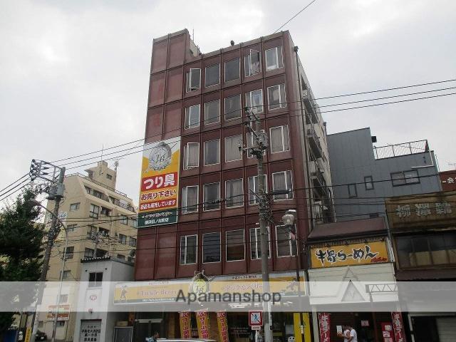 神奈川県横浜市中区、日ノ出町駅徒歩4分の築43年 6階建の賃貸マンション