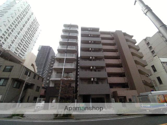 神奈川県川崎市幸区、川崎駅徒歩9分の築12年 8階建の賃貸マンション