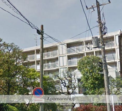 神奈川県横浜市鶴見区、鶴見駅徒歩5分の築48年 5階建の賃貸マンション
