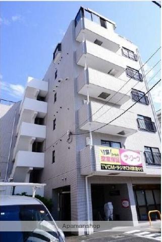 神奈川県横浜市神奈川区、東神奈川駅徒歩8分の築26年 6階建の賃貸マンション