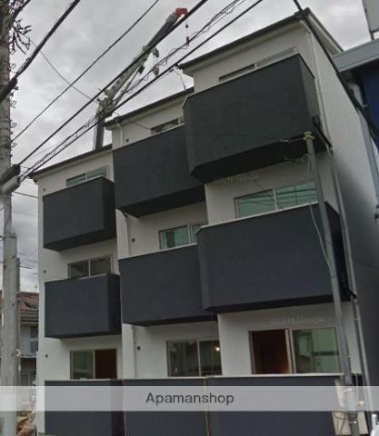 神奈川県横浜市鶴見区、鶴見小野駅徒歩14分の築1年 3階建の賃貸アパート