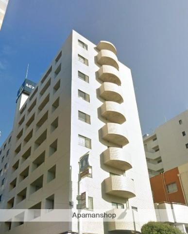 神奈川県横浜市神奈川区、東神奈川駅徒歩6分の築29年 9階建の賃貸マンション