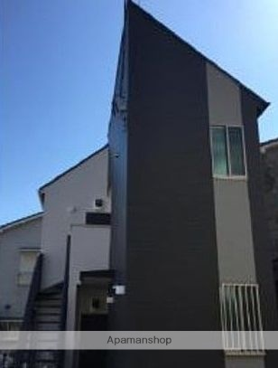 神奈川県横浜市鶴見区、国道駅徒歩9分の新築 2階建の賃貸アパート