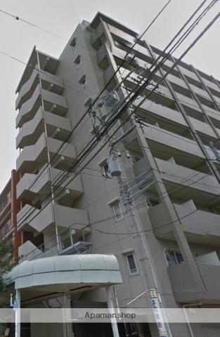 神奈川県横浜市鶴見区、国道駅徒歩12分の築8年 9階建の賃貸マンション
