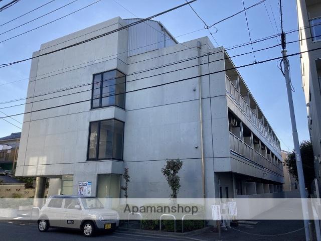 神奈川県横浜市鶴見区、尻手駅徒歩13分の築23年 4階建の賃貸マンション