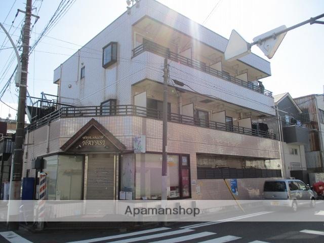 神奈川県川崎市川崎区、川崎駅徒歩13分の築24年 3階建の賃貸マンション