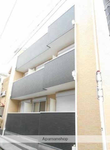 神奈川県横浜市鶴見区、国道駅徒歩9分の新築 3階建の賃貸アパート