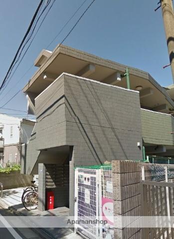 神奈川県横浜市神奈川区、妙蓮寺駅徒歩10分の築25年 3階建の賃貸マンション