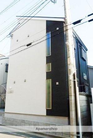 神奈川県横浜市鶴見区、鶴見小野駅徒歩10分の新築 2階建の賃貸アパート