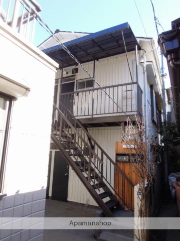 神奈川県川崎市川崎区、浜川崎駅徒歩7分の築50年 2階建の賃貸アパート