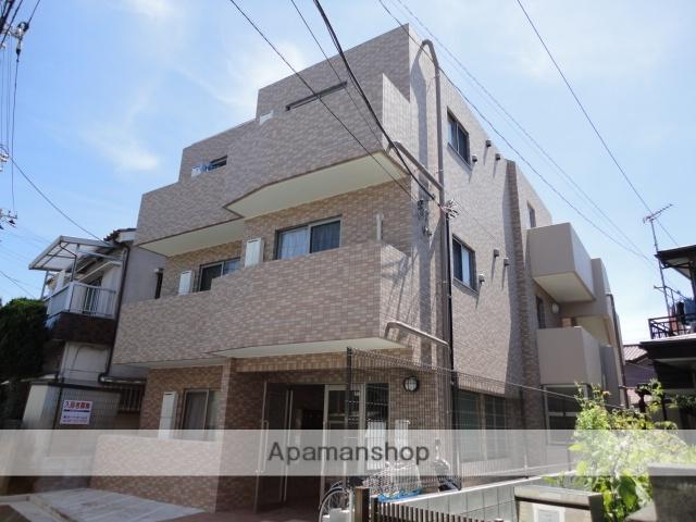 神奈川県横浜市鶴見区、八丁畷駅徒歩12分の築7年 3階建の賃貸マンション
