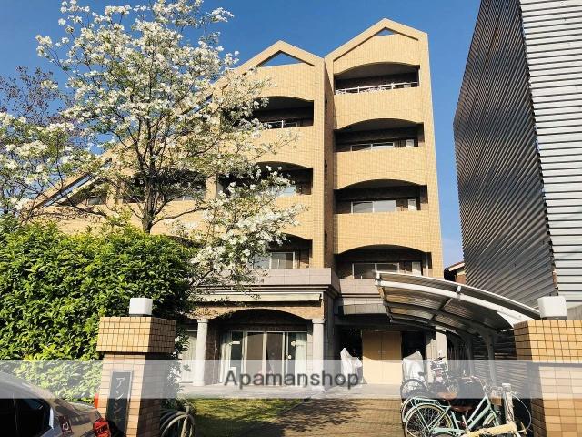 神奈川県川崎市川崎区、小田栄駅徒歩14分の築13年 5階建の賃貸マンション