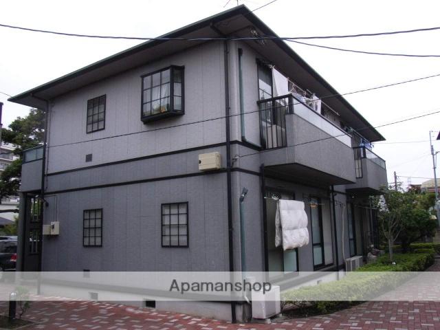 神奈川県横浜市鶴見区、尻手駅徒歩17分の築18年 2階建の賃貸アパート